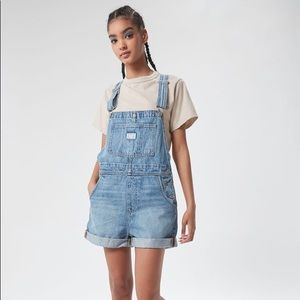 Levi's Vintage Denim Shortalls